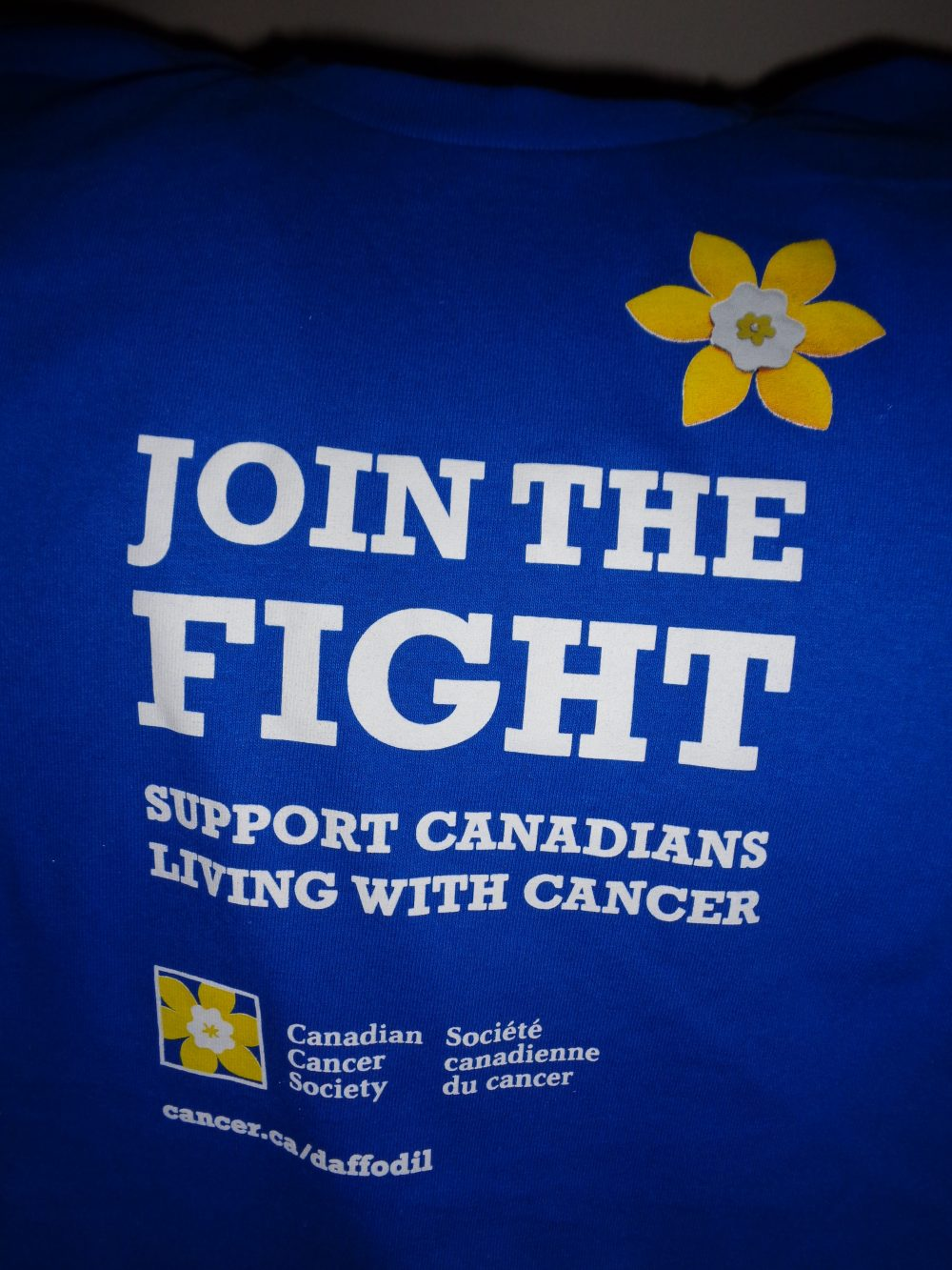 Support Canadians Living with Cancer