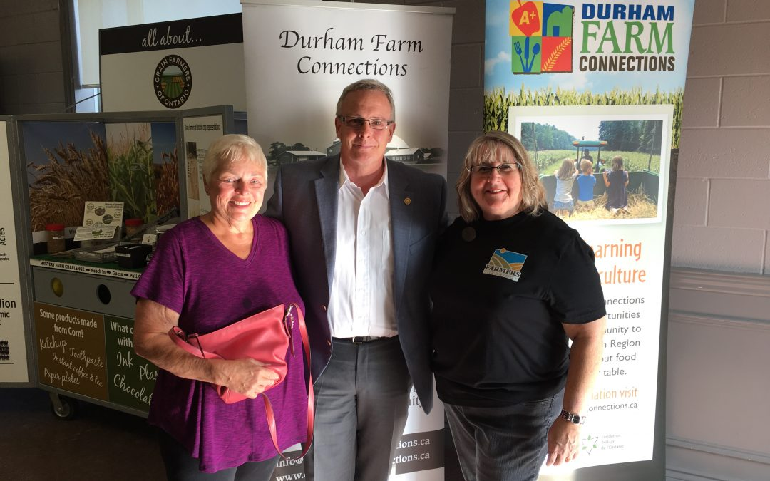 Farmers of Uxbridge Event